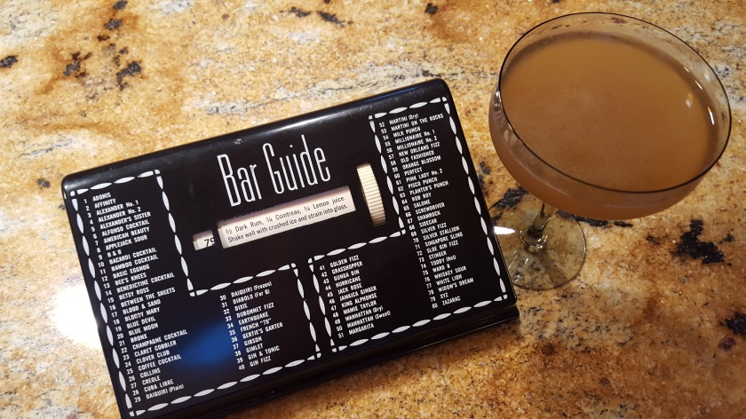 Bar Guide Measured Spirit cocktail recipes Craig Stoltz blog