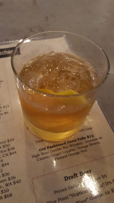 Craig Stoltz cocktail recipe Old Fashioned Good Fella